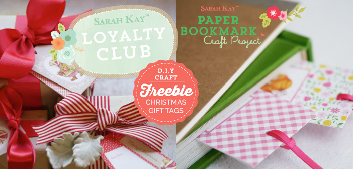 Sarah Kay Free Loyalty Club is Available Now